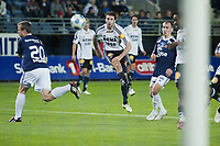 Fotball , 18. oktober 2009 , tippeligaen , Viking Stadion ,   Viking v Rosenborg , Rade Prica , Rosenborg , skyter , Foto: Tommy Ellingsen