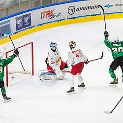 20211010: SLO, Ice Hockey League: HK SZ Olimpija vs EC Red Bull Salzburg