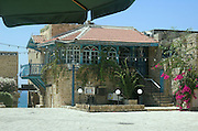 Israel, Tel Aviv, Old Jaffa, center square