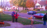 2011 - Halloween Trick-or-Treating