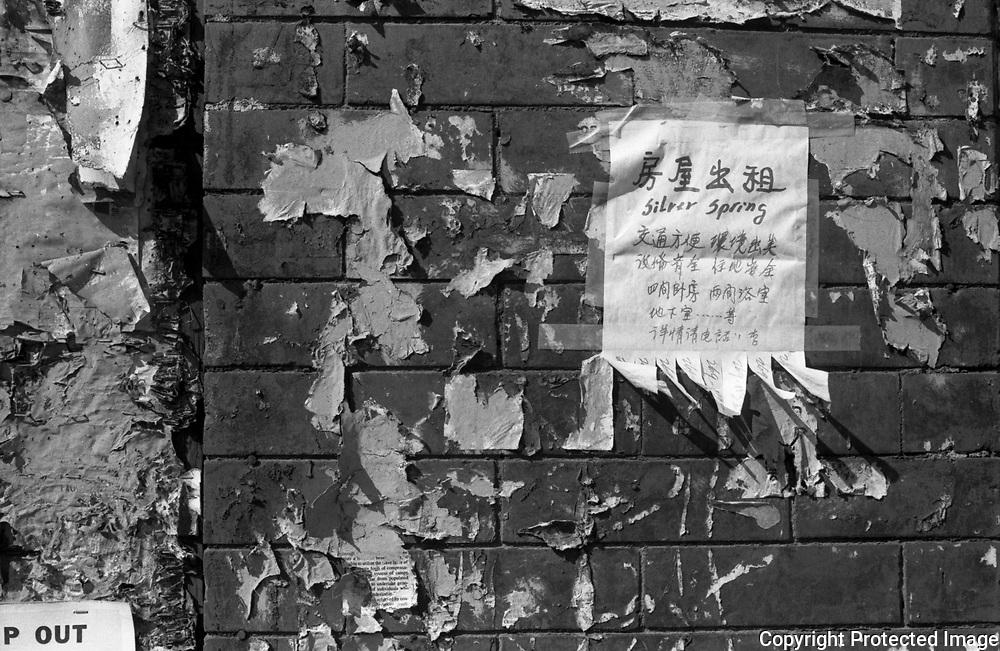 Chinatown, Washington DC 1988