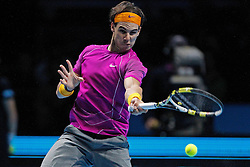 22.11.2010, Marriott Country Hall, London, ENG, ATP World Tour Finals, im Bild Nadal, Rafael (ESP). EXPA Pictures © 2010, PhotoCredit: EXPA/ InsideFoto/ Semedia +++++ ATTENTION - FOR AUSTRIA/AUT, SLOVENIA/SLO, SERBIA/SRB an CROATIA/CRO CLIENT ONLY +++++