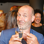 NLD/Amsterdam/20150714 - Opening tentoonstelling Selwyn Senatori, Eddy Zoey