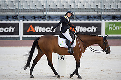 Sara Morganti, (ITA), Royal Delight - Individual Test Grade Ia Para Dressage - Alltech FEI World Equestrian Games™ 2014 - Normandy, France.<br /> © Hippo Foto Team - Jon Stroud <br /> 25/06/14