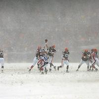 12.16.2007 Buffalo Bills at Cleveland Browns