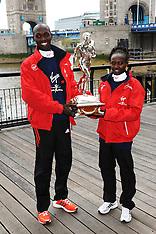 London Marathon winners