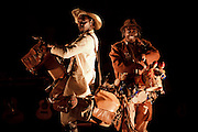 Belo Horizonte_MG, Brasil...Cia Burlantins com a peca Oratorio: A saga de Dom Quixote e Sancho Panca na SPASSO, escola de circo em Belo Horizonte, Minas Gerais...Cia Burlantins with the piece Oratorio: A saga de Dom Quixote e Sancho Panca at Spasso, circus school in Belo Horizonte, Minas Gerais...Foto: BRUNO MAGALHAES / NITRO