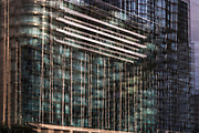 Multiple Eposures of The Bennelong Apartments, known as The Toaster Building, Circular Quay, Sydney.