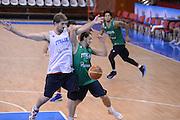 Chamutov 17 Agosto 2012 - qualificazioni Eurobasket 2013 - Allenamento<br /> Nella Foto : DANILELE CAVALIERO<br /> Foto Ciamillo/Castoria