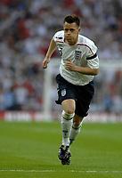 Photo: Richard Lane.<br />England v Brazil. International Friendly. 01/06/2007. <br />England's Nicky Storey.