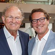 NLD/Amsterdam/20150529 - Uitreiking Johan Kaart prijs 2015, Joop van den Ende  en Albert Verlinde