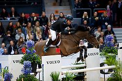 Gulliksen Geir, NOR, Edesa S Banjan<br /> Gothenburg Horse Show FEI World Cups 2017<br /> © Hippo Foto - Stefan Lafrentz<br /> 24/02/17