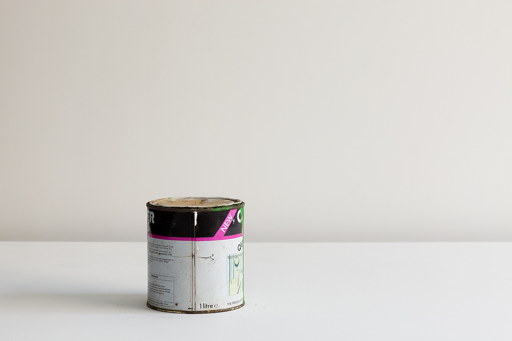 Paint in Profile 34, 2014