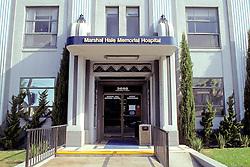 Marshal Hale Memorial Hospital