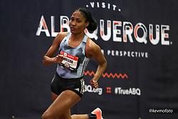 2020 USATF Indoor Championship<br /> Albuquerque, NM 2020-02-14<br /> photo credit: © 2020 Kevin Morris<br /> womens 800m, adidas