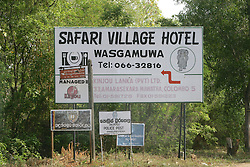 Wasgamuwa Sign