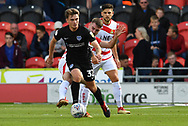 Portsmouth FC midfielder Ben Thompson (32) during the EFL Sky Bet League 1 match between Doncaster Rovers and Portsmouth at the Keepmoat Stadium, Doncaster, England on 25 August 2018.Photo by Ian Lyall.