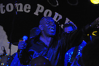 JT Bowen performing at the Stone Pony in Asbury Park. / Photo by Russ DeSantis