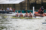 Race: 224  Event: Championship 4-<br /> Crew: 132  Club: Univ of London<br /> Crew: 136  Club: Aviron Grenoblois (FRA) (B)<br /> <br /> Henley Women's Regatta 2018<br /> Saturday<br /> <br /> To purchase this photo, or to see pricing information for Prints and Downloads, click the blue 'Add to Cart' button at the top-right of the page.