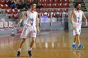 DESCRIZIONE : Roma LNP A2 2015-16 Acea Virtus Roma Angelico Biella<br /> GIOCATORE : Ennio Leonzio<br /> CATEGORIA : esultanza<br /> SQUADRA : Acea Virtus Roma<br /> EVENTO : Campionato LNP A2 2015-2016<br /> GARA : Acea Virtus Roma Angelico Biella<br /> DATA : 15/11/2015<br /> SPORT : Pallacanestro <br /> AUTORE : Agenzia Ciamillo-Castoria/G.Masi<br /> Galleria : LNP A2 2015-2016<br /> Fotonotizia : Roma LNP A2 2015-16 Acea Virtus Roma Angelico Biella