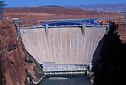 Glen Canyon Dam,.  Page, Arizona . ©2000 Edward McCain/McCain Creative, Inc. All Rights Reserved 520-623-1998