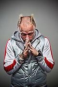 Keith Flint - Image copyright of James Cheadle<br /> www.jamescheadle.com