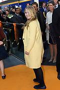 Koningsdag 2017 in Tilburg / Kingsday 2017 in Tilburg<br /> <br /> Op de foto / On the photo:  Prinses Amalia / Princess Amalia