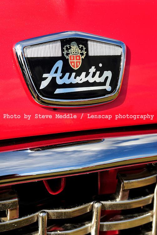 Austin Motor Company, Badge Detail - 2010
