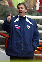 20/11/2004 - FA Barclays Premiership - Arsenal v  - West Bromich Albion - HIghbury Stadium, London<br />
