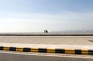 Couple at Marine Drive, Bombay (Mumbai), India