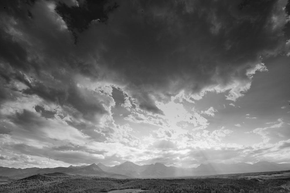 Pine Ridge, Waterton Front, Alberta