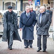 NLD/Amsterdam//20170309 - Herdenkingsdienst Guus Verstraete, ........