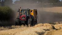 Copt Hall Farm - Combine Harvester  5th August 2018
