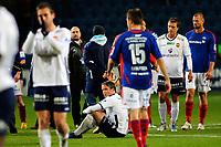 Fotball , 05. Oktober 2012, Tippeligaen , Eliteserien <br /> Vålerenga IF - Strømsgodset IF<br /> Stefan Johansen etter kamp<br /> Foto: Sjur Stølen , Digitalsport