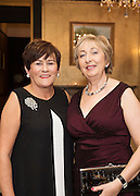 Perry Folan and Marie Cantrell Clybaun  at the Gorta Self Help Africa Annual Ball in Hotel Meyrick Galway City. Photo: Andrew Downes, XPOSURE.