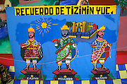 MEXICO, FESTIVALS, EPIPHANY Day of Three Kings, Jan.6; Mayan, Yucatan