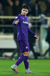 January 5, 2018 - Florence, Italy - Giovanni Simeone of Fiorentina at Artemio Franchi Stadium in Florence, Italy on January 5, 2017. (Credit Image: © Matteo Ciambelli/NurPhoto via ZUMA Press)