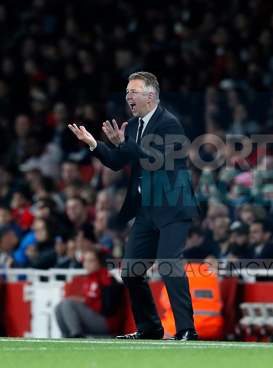 Doncaster's Darren Ferguson in action during the Carabao cup match at the Emirates Stadium, London. Picture date 20th September 2017. Picture credit should read: David Klein/Sportimage