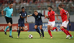 England's Harry Kane in action during the 2018 FIFA World Cup Qualifying, Group F match at the National Stadium, Ta' Qali. PRESS ASSOCIATION Photo. Picture date: Friday September 1, 2017. See PA story SOCCER Malta. Photo credit should read: Nick Potts/PA Wire. RESTRICTIONS: Use subject to FA restrictions. Editorial use only. Commercial use only with prior written consent of the FA. No editing except cropping.