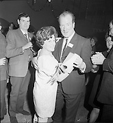 20/04/1970<br /> 04/20/1970<br /> 20 April 1970<br /> Tynagh Mines Dinner Dance at Loughrea, Co. Galway. Mrs B. Hogan O'Higgins T.D. (Fine Gael) and Mr D. Loughane T.D. (Fianna Fail).