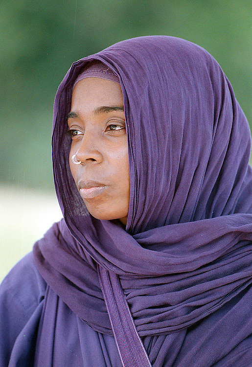 A Sister from the Purple People of Yellville, Arkansas.