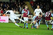 010113 Swansea city v Aston Villa