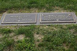 31 August 2017:   Veterans graves in Park Hill Cemetery in eastern McLean County.<br /> <br /> Arthur Lee Valeu  US Navy  Korea  Mar 2 1933  Sep 5 2014