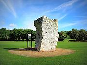 Glencullen Standing Stone, Glencullen, Dublin, c.1700 b.c,