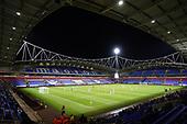 Soccer-University of Bolton Stadium Views-Oct 29, 2019