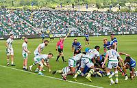 Rugby Union - 2020 / 2021 Gallagher Premiership - Round 22 - Bath vs Northampton Saints - Recreation Ground<br /> <br /> A general view of The Recreation Ground, home of Bath Rugby.<br /> <br /> COLORSPORT/ASHLEY WESTERN