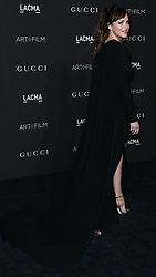 LOS ANGELES, CA, USA - NOVEMBER 03: 2018 LACMA Art + Film Gala held at the Los Angeles County Museum of Art on November 3, 2018 in Los Angeles, California, United States. 03 Nov 2018 Pictured: Dakota Johnson. Photo credit: Xavier Collin/Image Press Agency/MEGA TheMegaAgency.com +1 888 505 6342