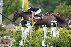 Gulliksen Victoria (NOR) - Billy Buttercup<br /> Speed Class<br /> International Horse Show - Hickstead 2014<br /> © Hippo Foto - Jon Stroud