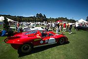 August 14-16, 2012 - Pebble Beach / Monterey Car Week. Ferrari Le Mans