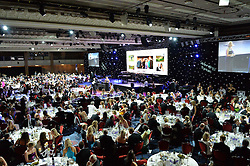 View at The Butterfly Ball in aid of Caudwell Children held at the Grosvenor House, Park Lane, London on 25th June 2015